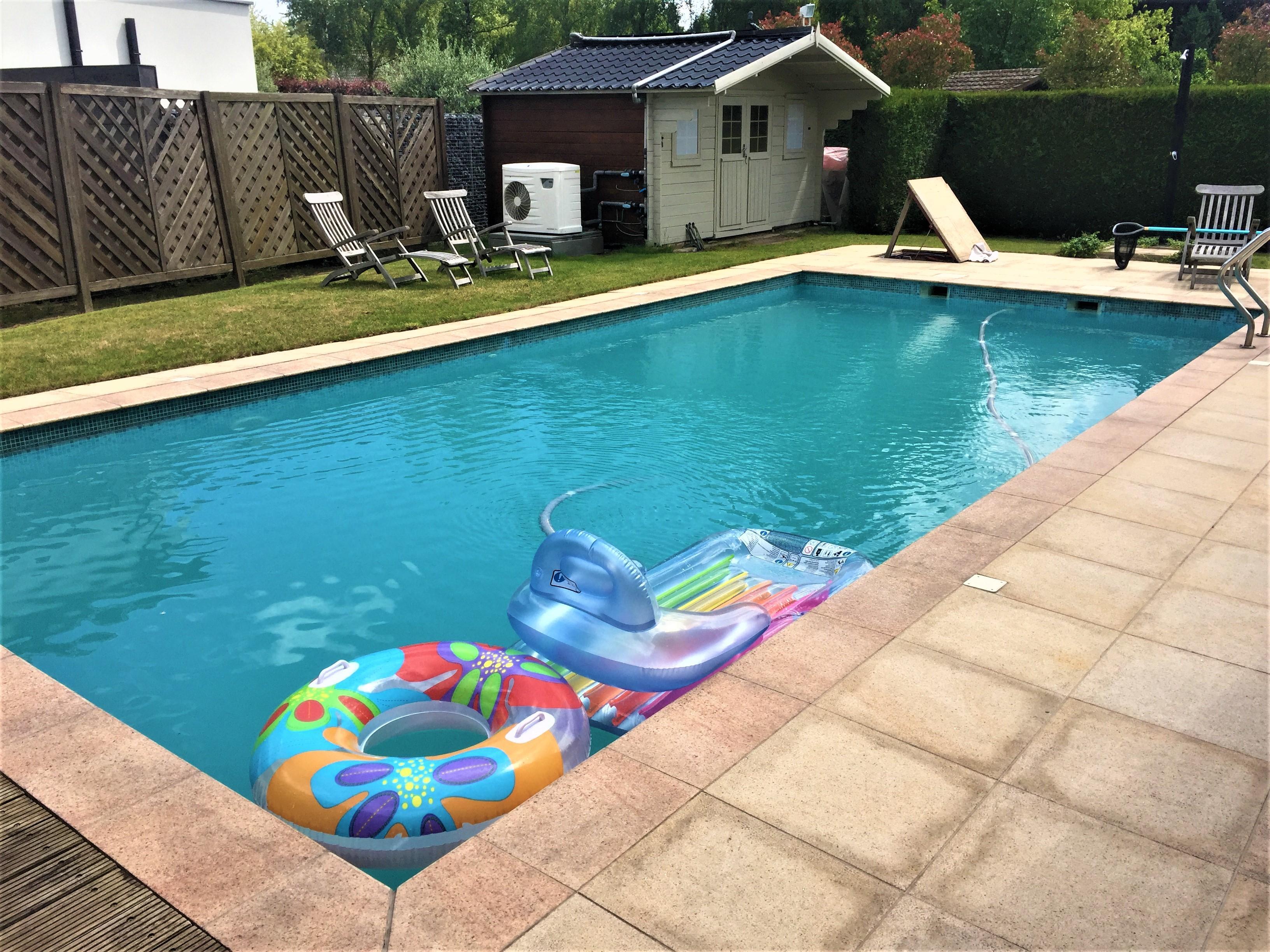 Vakantiegevoel in eigen tuin