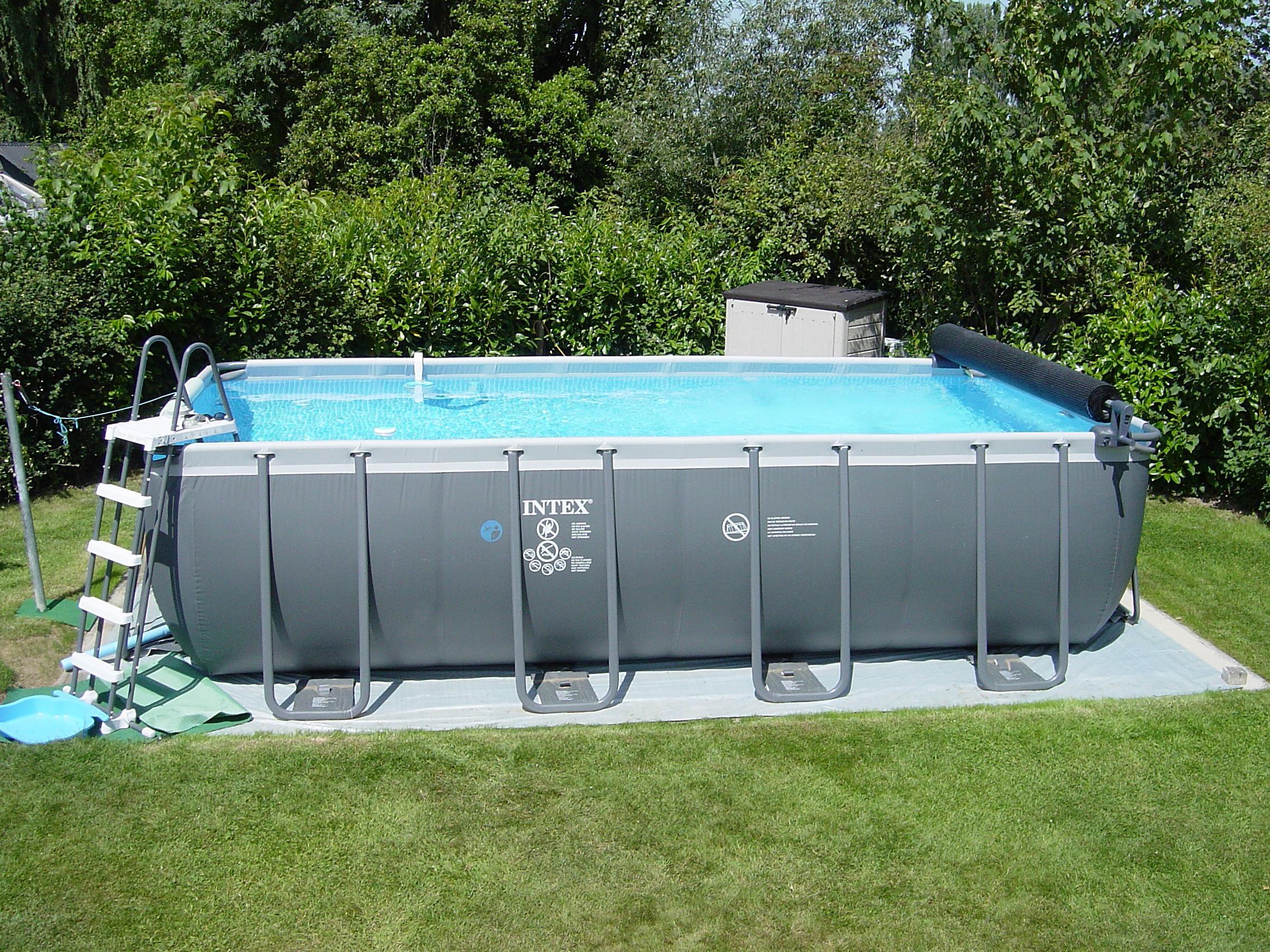 Mijn zwembad